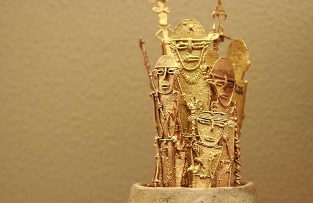 À la recherche d'El Dorado - Cité d'or perdue