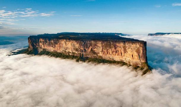Mont Roraima.