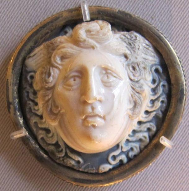 Roman Medusa Amulet