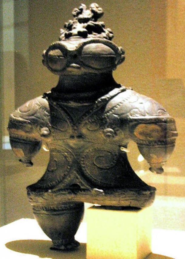 Unknown, Shakōki-Dogu, 1000-400 aC. Museo Nazionale di Tokyo, in Giappone.