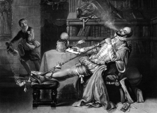 Sir Walter Raleigh è andato su due spedizioni per trovare El Dorado