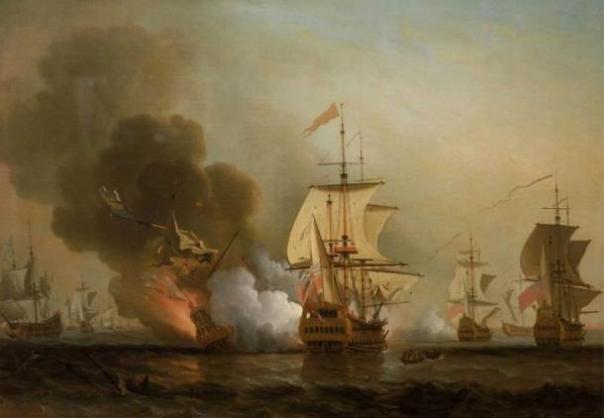 Oro, plata, joyas - galeón español con $ 1 mil millones en el tesoro se encuentra frente a la costa de Colombia