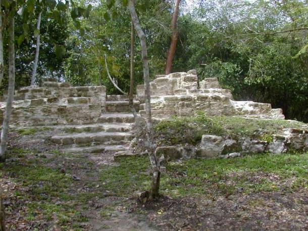 "The Maya house site Tzunu'un, which means means ""hummingbird"" in Mayan"
