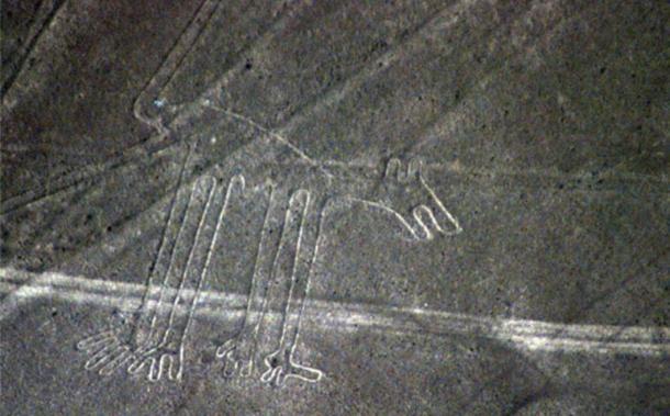 Le linee di Nazca enigmatiche del Perù