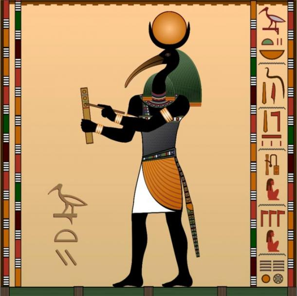 Thoth Hermes Trismegistus and his Ancient School of Mysteries Thoth-the-ancient-Egyptian-god-of-wisdom