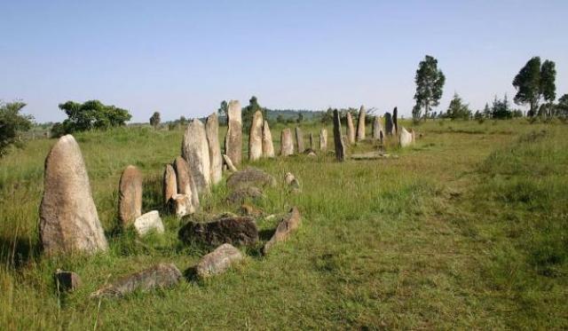 Tiya stones - Los megalitos de Etiopía (Tiya)
