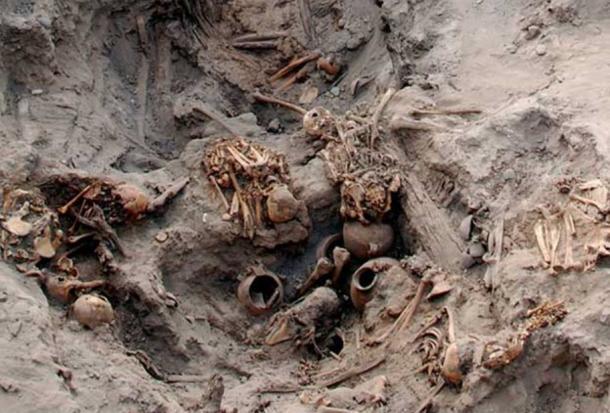 Tomb discovered at Pachacamac - Las momias poco conocidas de Pachacamac...Peru