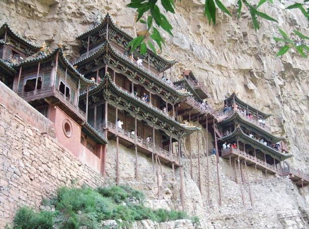 Xuan Kong Si, The Hanging Monastery