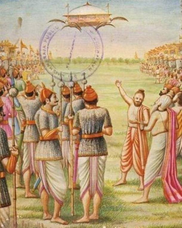 Il capitano Anand J Bodas attinge gli antichi Veda per la prova di tecnologia aeronautica