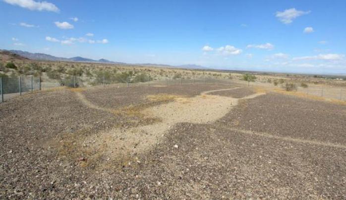 I geoglifi antropomorfe del deserto del Colorado sono ora protetti da recinzioni