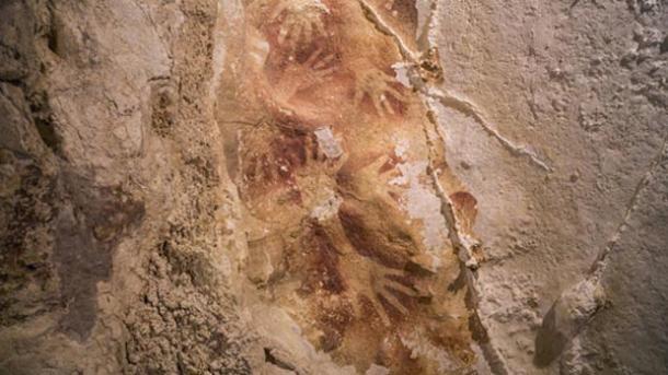 Pinturas rupestres asiáticas pueden reescribir la historia del arte humano