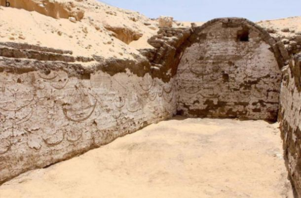 3,800-year-old relief carving in Egypt depicts over 100 boats. Credit: Josef Wegner.