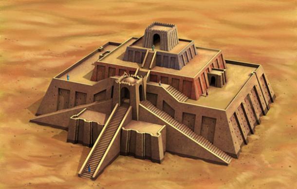 Resultado de imagen de What's a ziggurat images