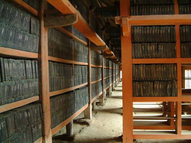 The Tripitaka Koreana: A Vast Trove of Buddhist Woodblock Wisdom