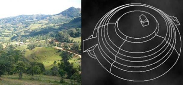 5,500 year old ceremonial center and circular pyramid discovered in Peru