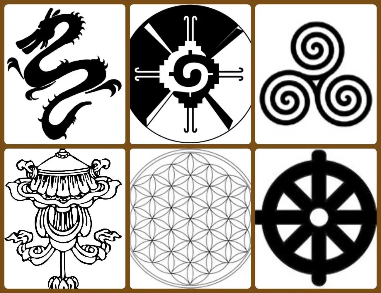 hight resolution of celtic overcoming symbol