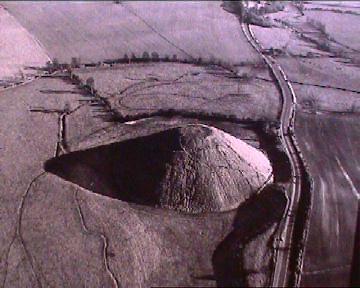 Silbury hill, England
