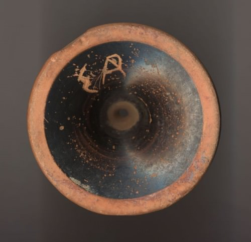 Greek pottery Graffito