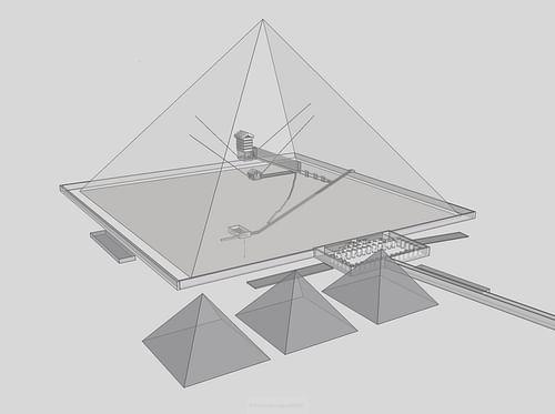 Interior Design, Great Pyramid of Giza