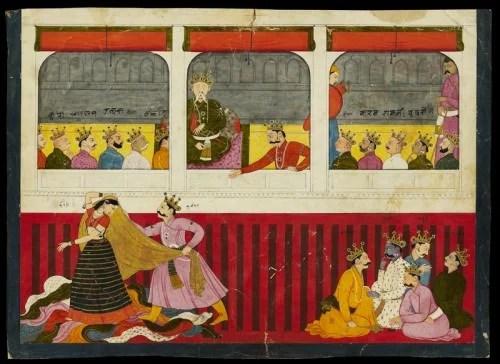 Draupadi Humiliated, Mahabharata