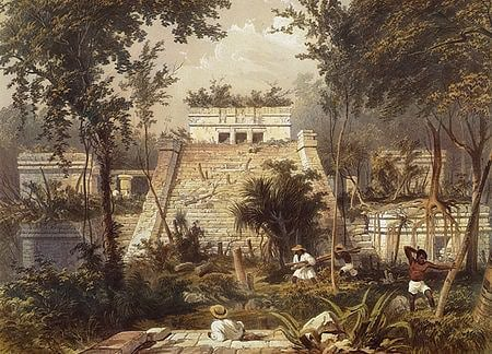 The Classic Maya Collapse Article  Ancient History Encyclopedia