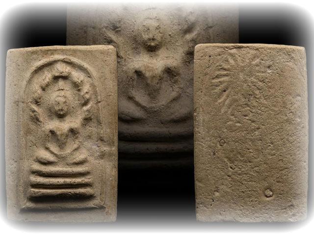 buddha image ancient amulet