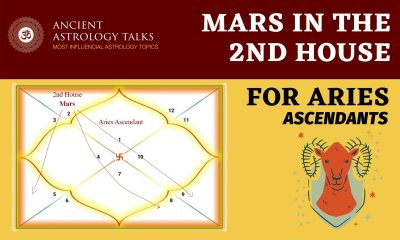 Mars in the 2nd house