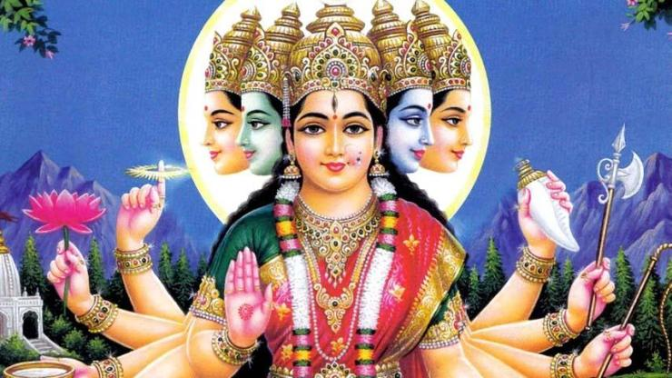 Secrets of the Gayatri Mantra