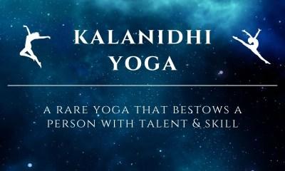 Kalanidhi Yoga