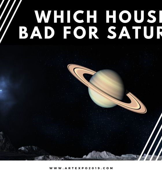 Which house is bad for Saturn?