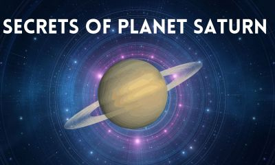 Secrets of Planet Saturn
