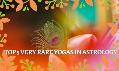 Very Rare Yogas in Vedic Astrology