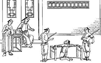 Ancient China Law, Administrative Law, Penal Laws