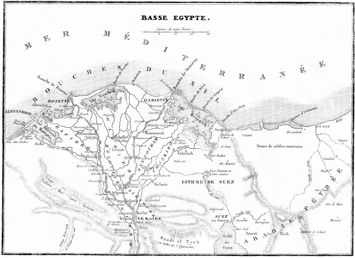 Maps Of Egypt Amp Libya