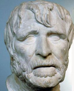 Hesoid's Bust