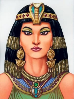 Kleopatra VII Antik Mısır