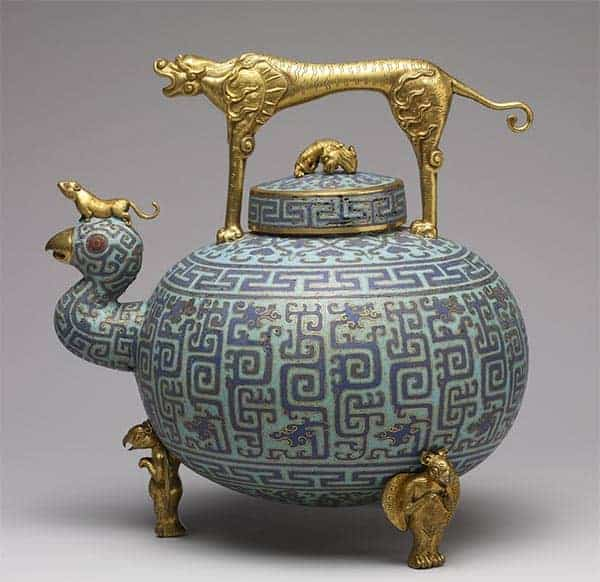 Top 10 Marvelous Types of Ancient Chinese Art
