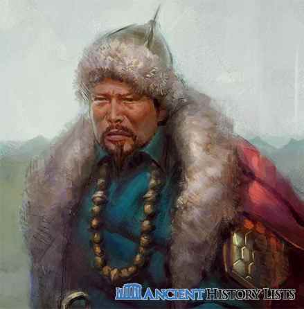 Top 12 Amazing Facts about Genghis Khan