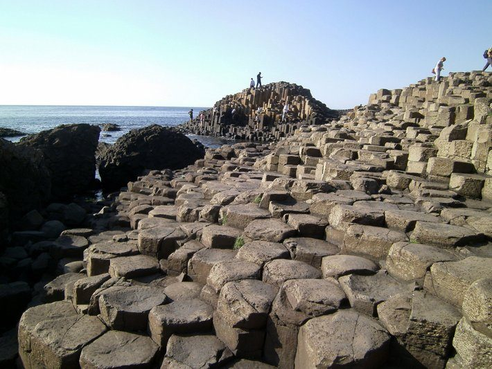 Giant's Causeway Views