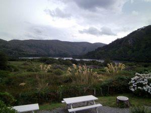 Josie's Tea House on recent tour of Ireland