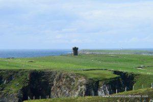 Visit Ireland Watchtower near Silver Strand