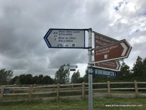 Pics from Ireland tours Tour of Ireland Mullingar Bike Path