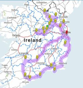 Ireland Vacations Ancient East Tour