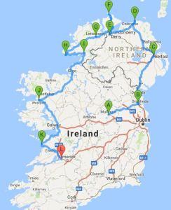 Ireland vacations Northern Ireland Tour
