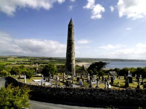 Pics from Ireland tours Ardmore Round Tower