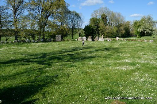 Visit Ancient Ireland Great Stone Circle