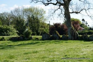 Pics from Ireland tours Great Stone Circle