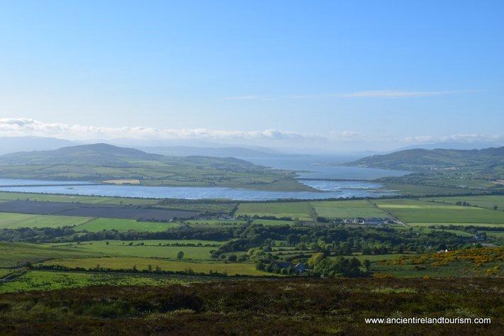 Views From Grianan Aileach