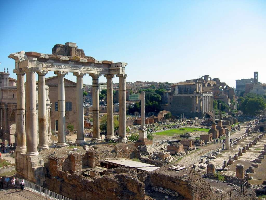 On This Day In History Myth Says Ancient Rome Was Founded