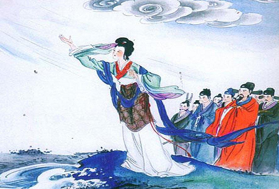 Αποτέλεσμα εικόνας για sea goddess china